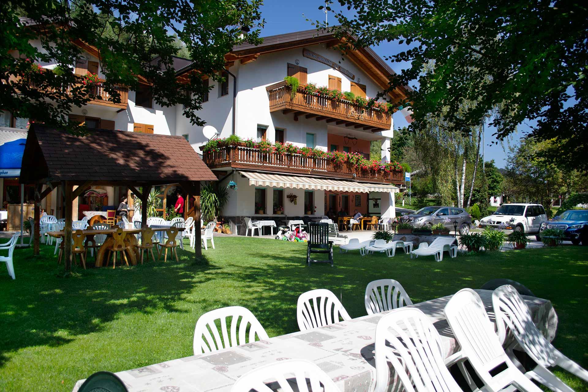 Hotel a Levico Terme